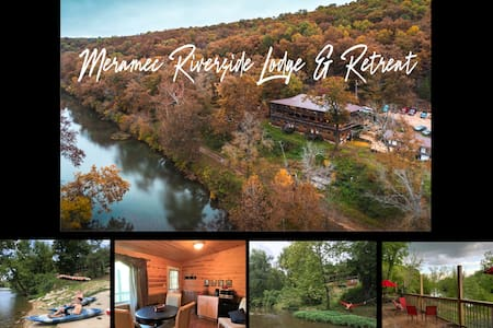 Romantic Retreat on the Meramec River
