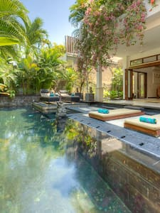Villa Kipas  - 100 METERS TO BEACH - Kuta