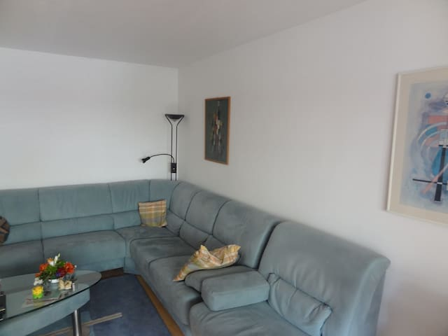 big apartment, 100m from u-station - Munich - Apartemen