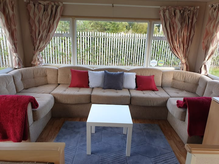 3 bed modern static caravan home from home