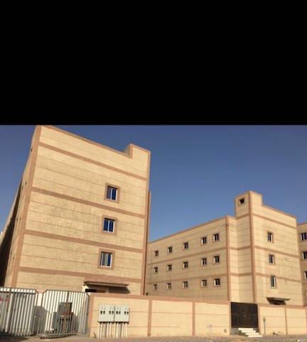 Dammam 2nd industrial city Accommodation