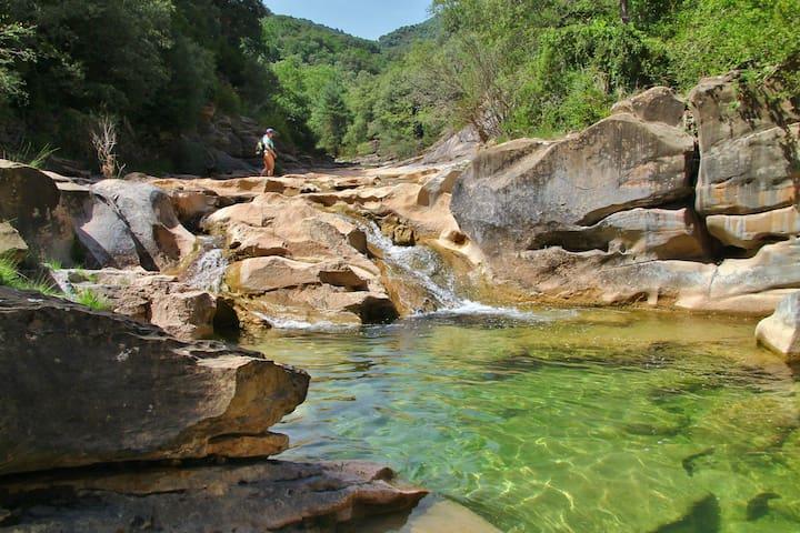 Gîte 6 pers Parc naturel de Sierra de Guara