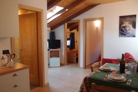 Lovely Apartment in the old City Casalattico ITALY - Casalattico - Flat