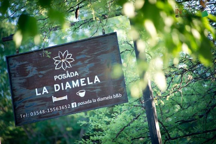 """La Diamela"" - Posada B&B - La Cumbre - Bed & Breakfast"