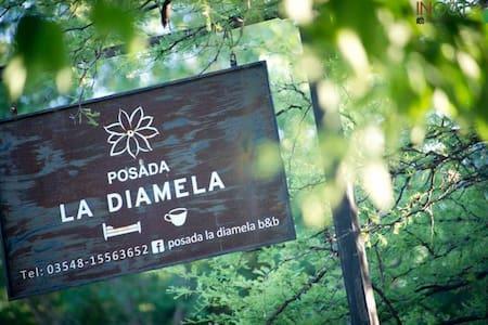 """""""La Diamela"""" - Posada B&B - La Cumbre"""