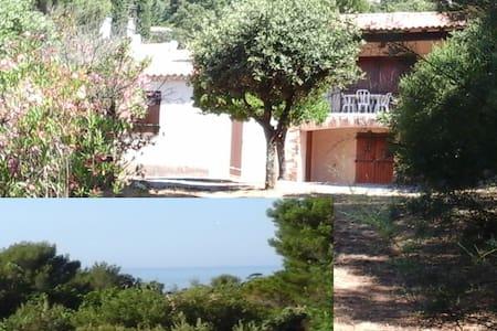 chambres dans villa - La Croix-Valmer - House