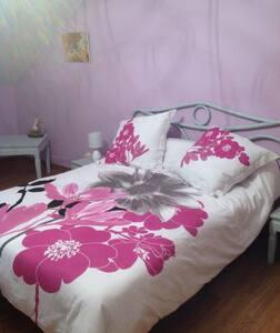 Chambre meublée - Saint-Pavace