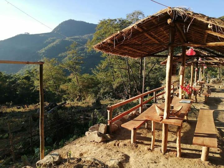 Enjoy a serenity on the hills of Kigwema.