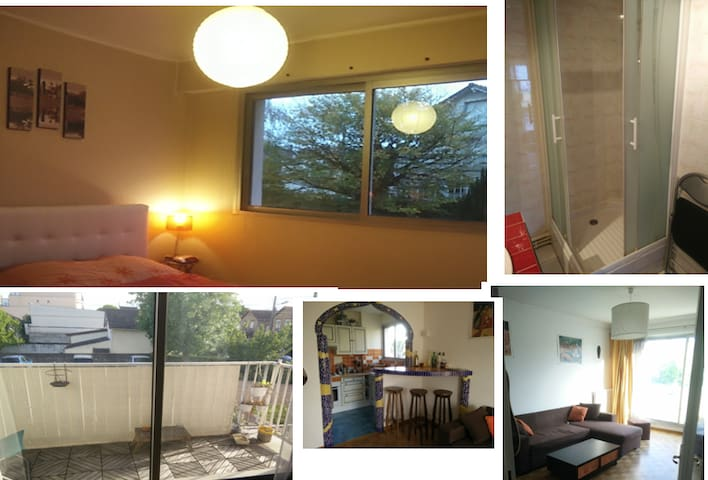 430sqm Flat at Livry-gargan- near Paris/CDG/Disney