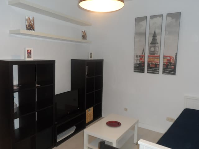 Apartment 2 bedrooms for 6 people. Madrid Center