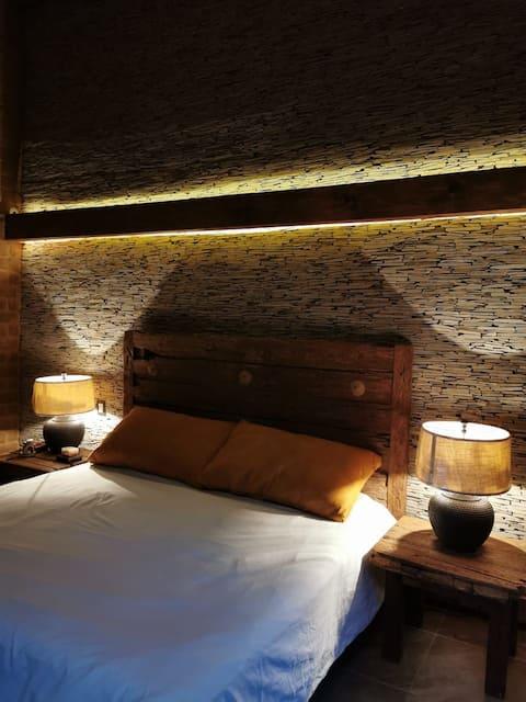 Cabaña Romántica  de Lujo ideal para parejas!