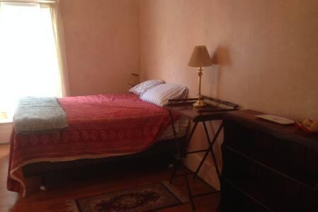 Dawn Room in Spacious Farmhouse - Richford