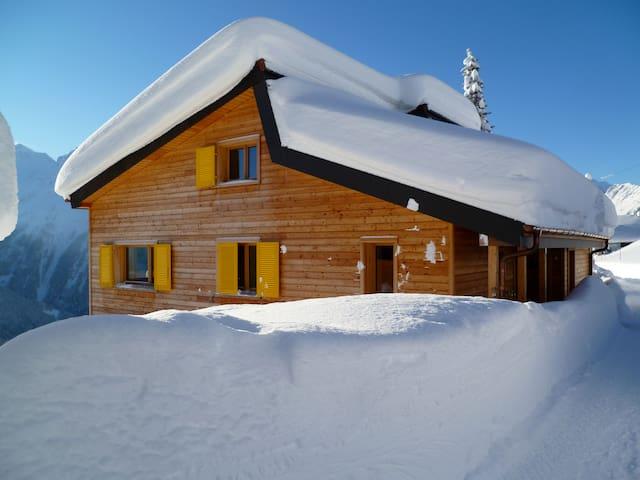 Bergwelt -  Wohnung für 2-4 Pers. - Glarus Süd - Appartement