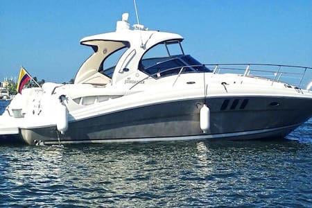 40ft SeaRay Cruiser - Rent Your Own Boat for a Day - Carthagène