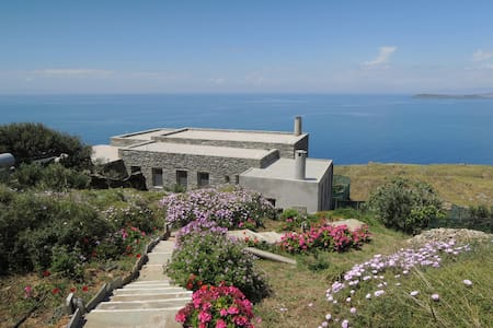 Sea Bird - Luxury Accommodation With a Sea Breath - Andros