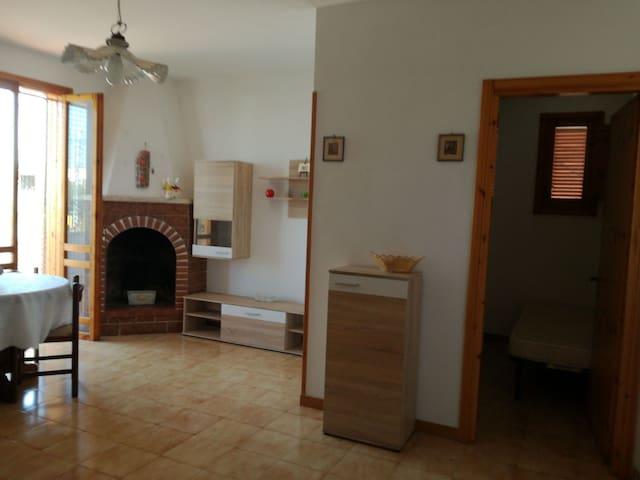 La casa ideale per le tue vacanze - San Foca - Apartament