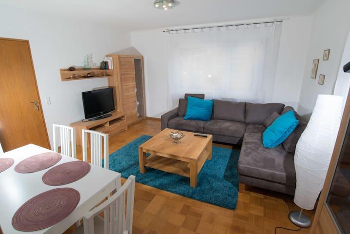Schicke Fewo mit Fernsicht - Kohlberg - Apartamento