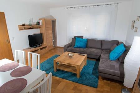 Schicke Fewo mit Fernsicht - Kohlberg - Appartement
