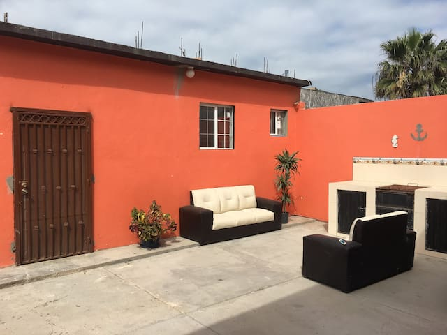 Studio Near Malecon in Playas TJ - Tijuana - Huis