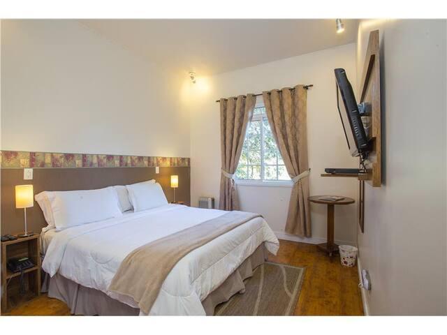 Pousada La Toscana - Apartamento Casal Superior Luxo