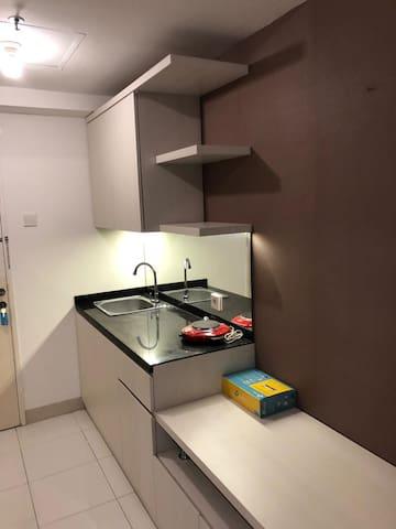 Disewakan Apartemen UC tipe Studio Bulanan Mewah