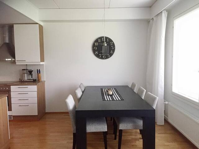 Modern semi-detached house - Lahti - Casa