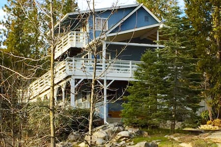 Bass Lake Vacation Rental with Dock - Bass Lake
