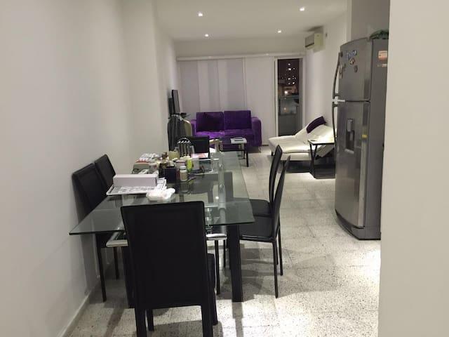 1 habitacion exclente hab ! - Barranquilla - Apartment