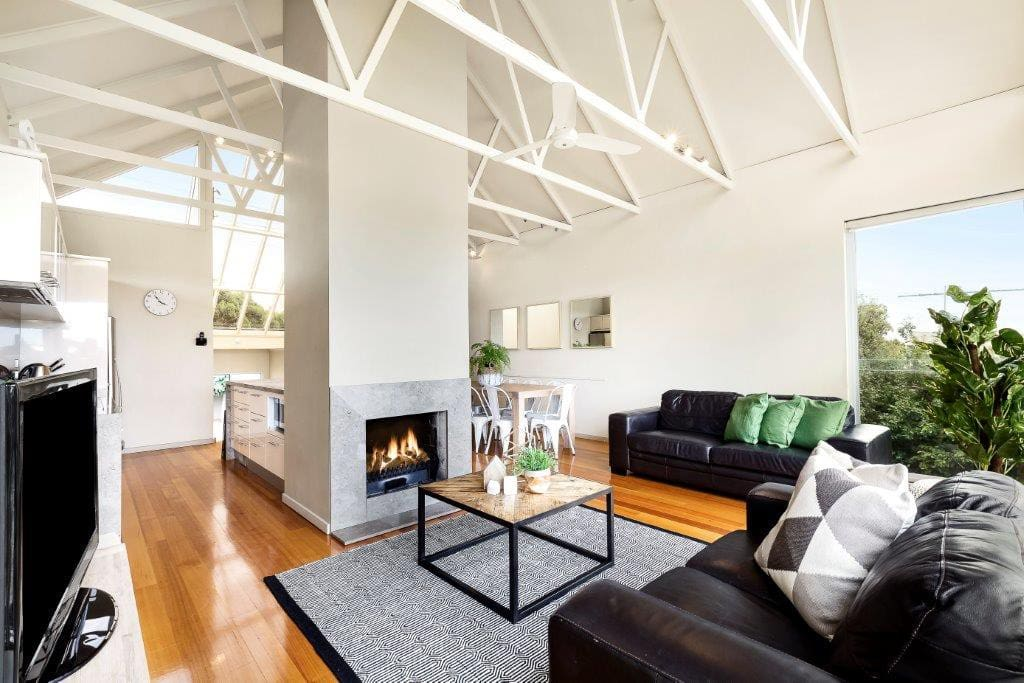 Set Amp Sail Beach House Mt Martha Houses For Rent In
