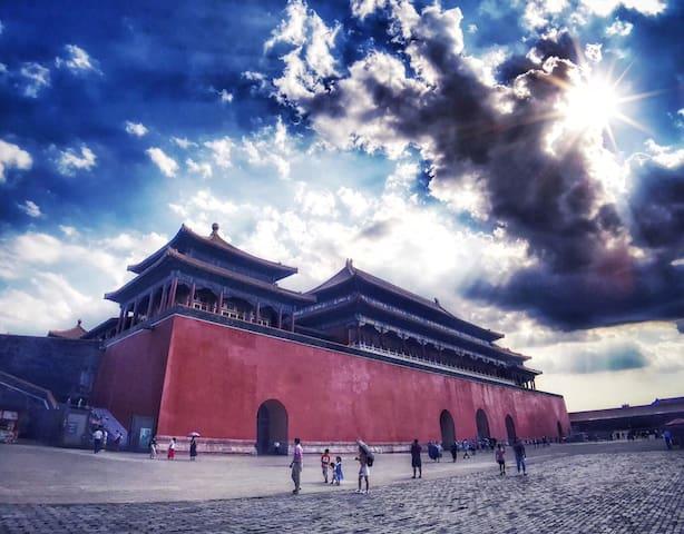 Tour to Forbidden City-故宫游览
