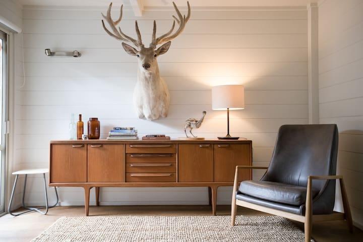 Boutique Designer Rotorua Lodge