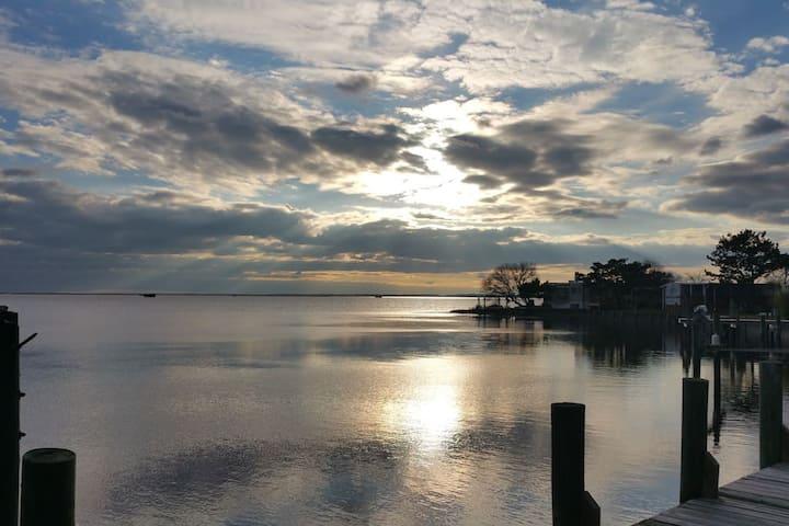 """What A View"" Beautiful Back Bay & Sandbridge BCH"