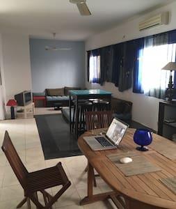 Les chambres d'hôtes d'Alain aux Mamelles Almadies - Dakar - Apartamento