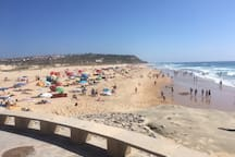 Beach Praia da Areia Branca