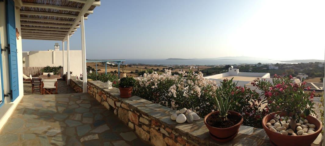 Wonderful view - Agkeria - Apartment