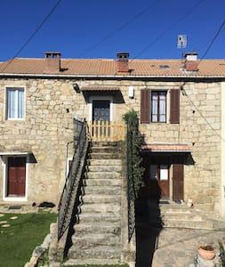 F3 refait dans maison en  pierre - Quenza - Apartamento
