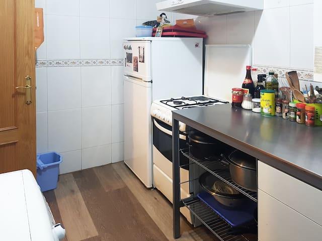 Homey Room in Madrid Center - มาดริด - อพาร์ทเมนท์