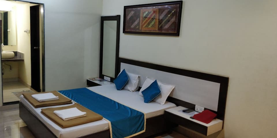 Hotel Sea Winds With Garden Superior AC Room