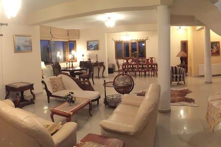 4 bedrooms luxury villa with pool - Pafos - Casa de camp