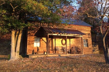 :-) Cozy Cabin in Appalachia - Greeneville - Haus
