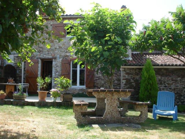 Charmante maison en bord de Loire
