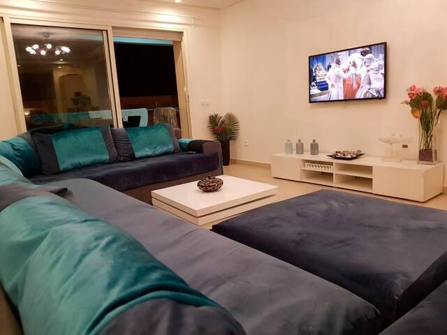 Ferienwohnung/App. für 6 Gäste mit 80m² in Sidi Rahal Route Azemmour (113093)