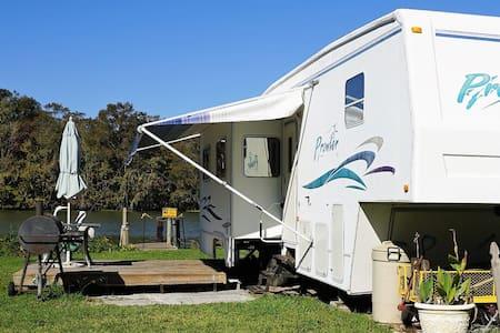Bayou-side Camper - Morgan City