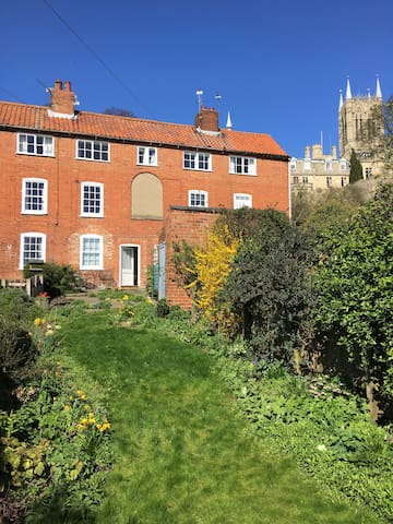 Stunning Listed Cottage in Historic Uphill Lincoln - Lincoln - Hus