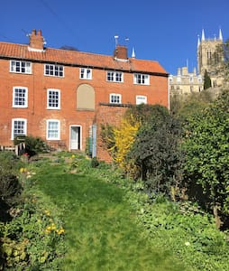Stunning Listed Cottage in Historic Uphill Lincoln - Lincoln - Haus