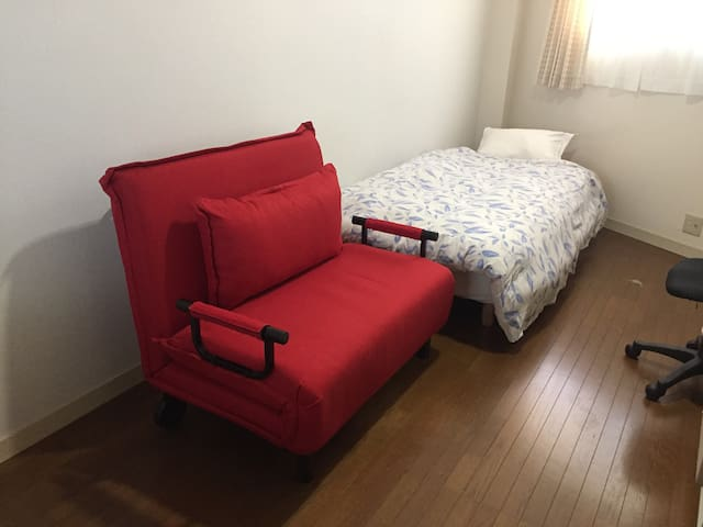 Fukuoka Tenjin share house room 101 No-smoker only
