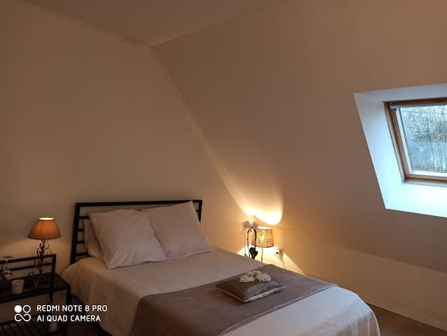 chambres calmes et confortables