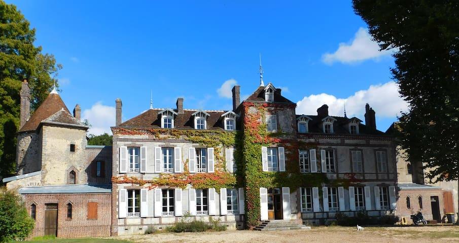 Château son Parc à Manou
