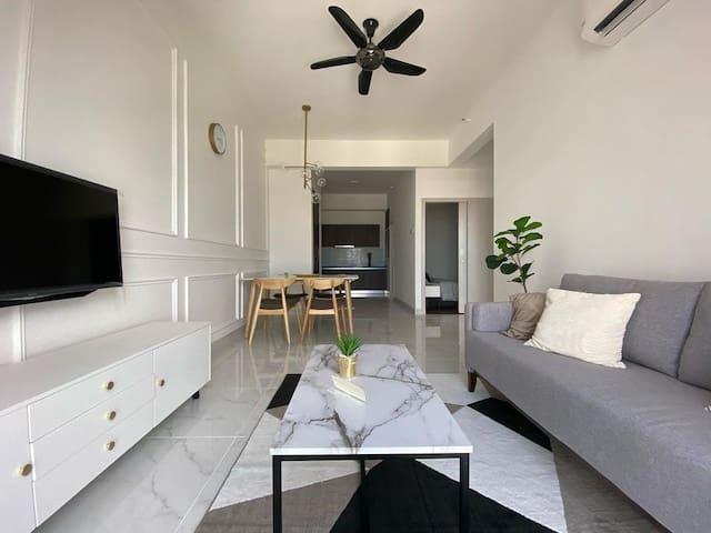 Troika Apartment High Floor 12A Kota Bharu