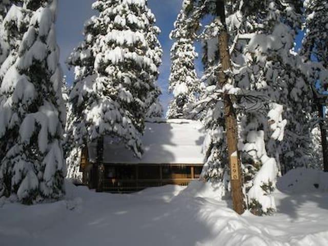 Cozy Log Cabin /Ht Tub/Lake/Purgatory Ski Resort